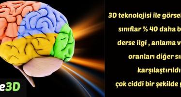 3D Eğitimin Faydaları