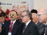 Mehmet Ali Sahin'den 3D egitime tam not.